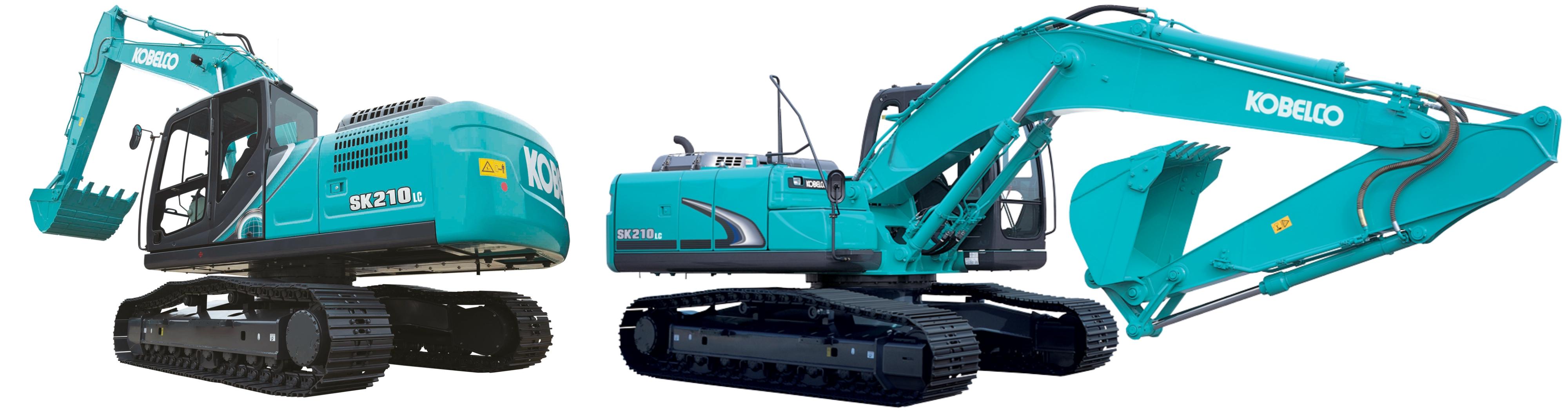 Kobelco: Intermat, nuova generazione di escavatori Klasi%C4%8Dni-modeli